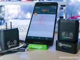 motorola quick charger. ask ac: can i use a qualcomm quick charger with my nexus 6p or 5x? motorola