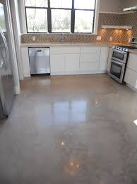 blue acid stained concrete floors wash kitchen contemporary with polished also inspiration modern vinyl flooring