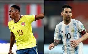معلق مباراة الأرجنتين ضد كولومبيا والقنوات الناقلة في نصف نهائي كوبا أمريكا  2021