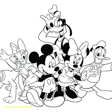 Disney Coloring Pages Pdf With New Sheets Thanhhoacarcom