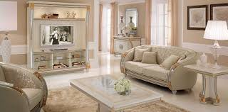 Italian Living Room Set Arredoclassic Made In Italy Classic Furnitures