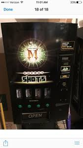 Energy Shot Vending Machine Amazing ENERGY SHOT VENDING MACHINES For Sale In Apollo Beach FL OfferUp