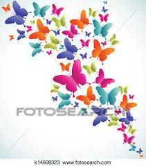 summer splash clipart. Exellent Clipart Clipart  Butterfly Summer Splash Fotosearch Search Clip Art  Illustration Murals Drawings With Summer Splash A
