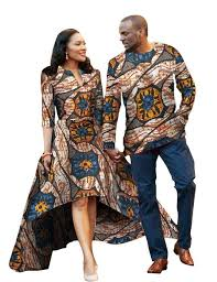 <b>Men</b> and <b>Women</b> African Traditional Clothes, <b>Fashion</b> Dress and ...