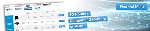 Cradlepoint Router Comparison Chart Cradlepoint 4g Wifi M2m Router Cor Ibr600lp3