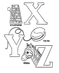 Small Picture Letter X Coloring Page Eldamiannet