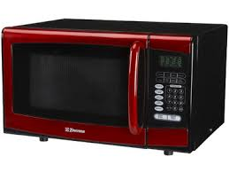 Emerson MW8999RD - 0.9 CF Microwave, Red