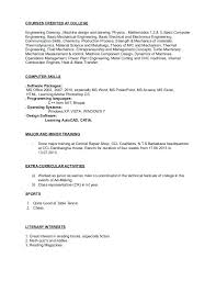 Computer Skills On Resume Stunning How To List Software Skills On Resumes Canreklonecco