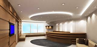 lighting for offices. led lighting for tan office reception offices g