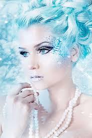12 winter snow fairy make up looks ideas