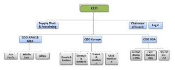 Different Organisations And Their Structure And Culture