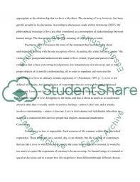 genuine love essay example love essay example
