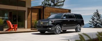 Chevrolet Suburban Towing Capacity Chart 2020 Chevy Suburban Large Suv 7 8 Or 9 Seat Options