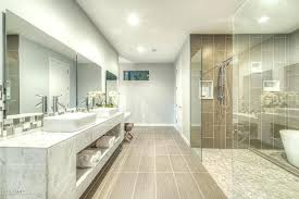 modern master bathroom tile. Small Modern Master Bathroom Ideas Contemporary With Handheld Shower Head Freestanding Bathtub Ceramic Tile