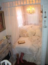 Shabby Chic Small Bedroom Love This Cozy Little Place Via Shabby Chic Tiny Retreat My Tiny