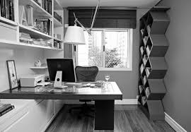black white home office inspiration. office space at home interior design ideas small black white inspiration a