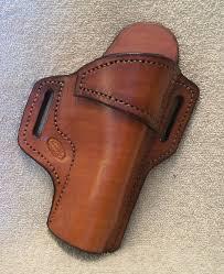 leather owb cz 75b