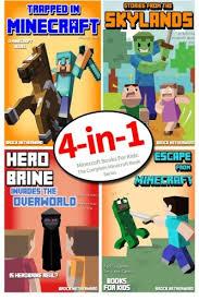 minecraft bundle minecraft book bundle of 3