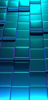 1440x2960 3d Cube Background 4k Samsung ...