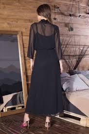 Длинный халат <b>Elegance Velvet с</b> поясом