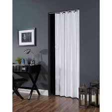 deco 36 x 80 folding door white