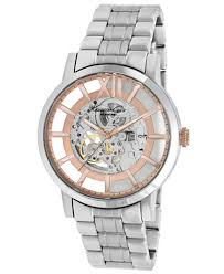 kenneth cole new york watch men s automatic stainless steel kenneth cole new york watch men s automatic stainless steel bracelet 46mm kc9210