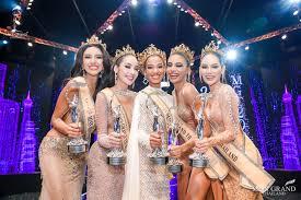 Miss Grand Thailand - Home