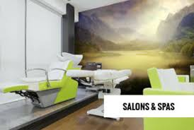 cool office wallpaper. Wonderful Wallpaper Salons Spas Mural Wallpaper And Cool Office