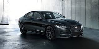 jaguar car in black