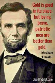 Abraham Lincoln Quotes On Life Abraham Lincoln quotes patriotic men military America USA 73