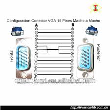 factory supply d sub male connector wiring diagram vga cable buy factory supply d sub male connector wiring diagram vga cable