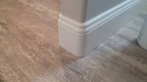 Want to replace the baseboards that are currently installed in ...