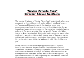 analysing the first  minutes of  quot saving private ryan quot     a level    document image preview