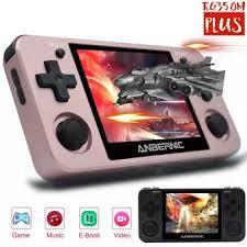 <b>RG350M RETRO GAMES Aluminum</b> shell VIDEO GAMES Handheld ...