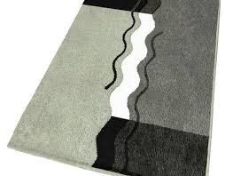 oversized bathroom rugs fresh oversized contemporary bath rug grey 27 6