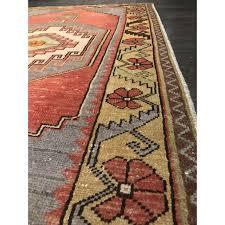small oushak rug unique bellwether rugs vintage turkish oushak small area rug 3