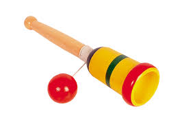 Wooden Ball On String Game Wooden Cup and Ball Game The Childminding shop 15
