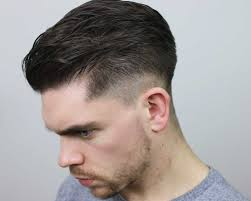 Slicked Back Hair Style mid tier fade slick back how to 3414 by wearticles.com