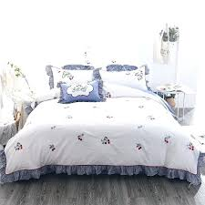 cherry blossom bedroom set bedding linen blue pink how to get home improvement license nj