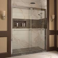 Shower Door kohler levity shower door installation photos : How To Install Sliding Shower Doors — The Home Redesign