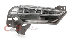 370z Nismo Bumper Lights Nissan Infiniti Nissan Oem Led Daytime Running Light Drl Rh 2015 Nismo Model Nissan 370z Z34 26600 6ga0c Concept Z Performance