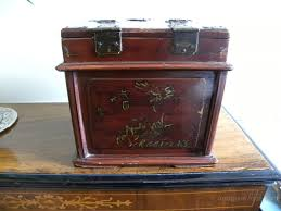 antique anese geisha makeup box antique vanity bo and cases
