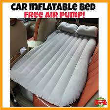 Backseat Inflatable Bed Inflatable Car Back Seat Air Bed Tra End 9 1 2018 1215 Am
