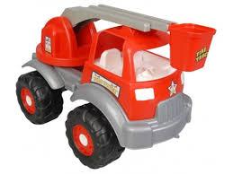 Купить игрушки для мальчиков Пожарная <b>машина Pilsan</b> Fire ...
