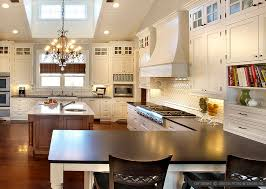 Kitchen countertop and backsplash ideas White Cabinets Flamed Black Countertop White Backsplash Backsplashcom Black Countertop Backsplash Ideas Backsplashcom