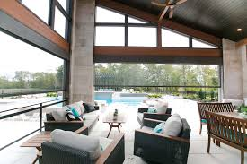 Shades By Design Indianapolis Extend Porch Season With Outdoor Shades Drapery Street