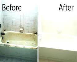 bathtub refinishing nj bathtub cost bathtub reglazing nj reviews