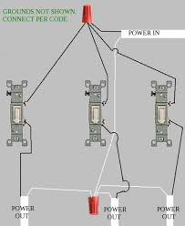 3 gang switch wiring diagram wiring diagram and hernes 3 gang 2 way light switch wiring diagram uk dimmer