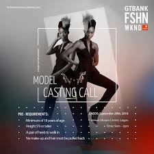 Table 19 Casting Call