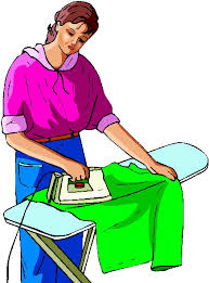 ironing clothes clipart. Perfect Clothes Ironing Clipart On Clothes N